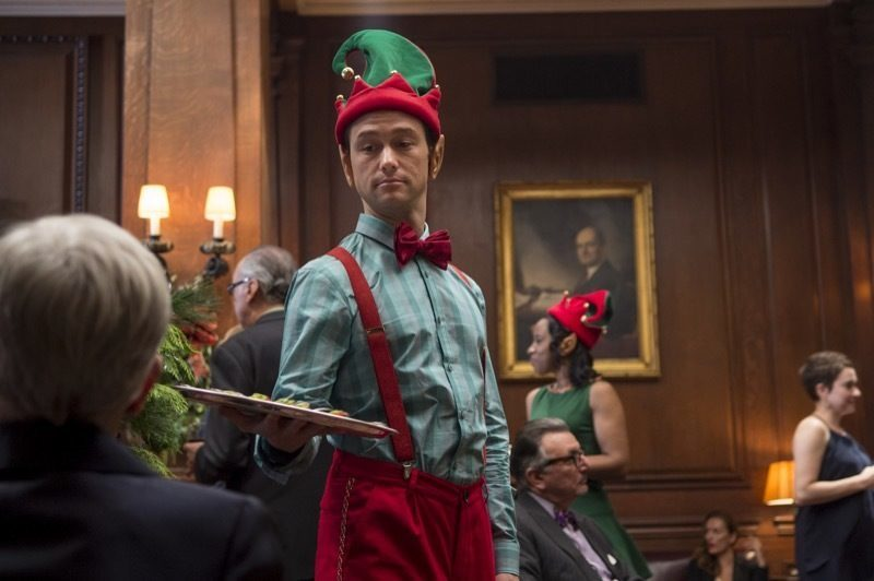 """Joseph Gordon-Levitt stars in Columbia Pictures' """"The Night Before,"""" also starring Seth Rogen and Anthony Mackie."""