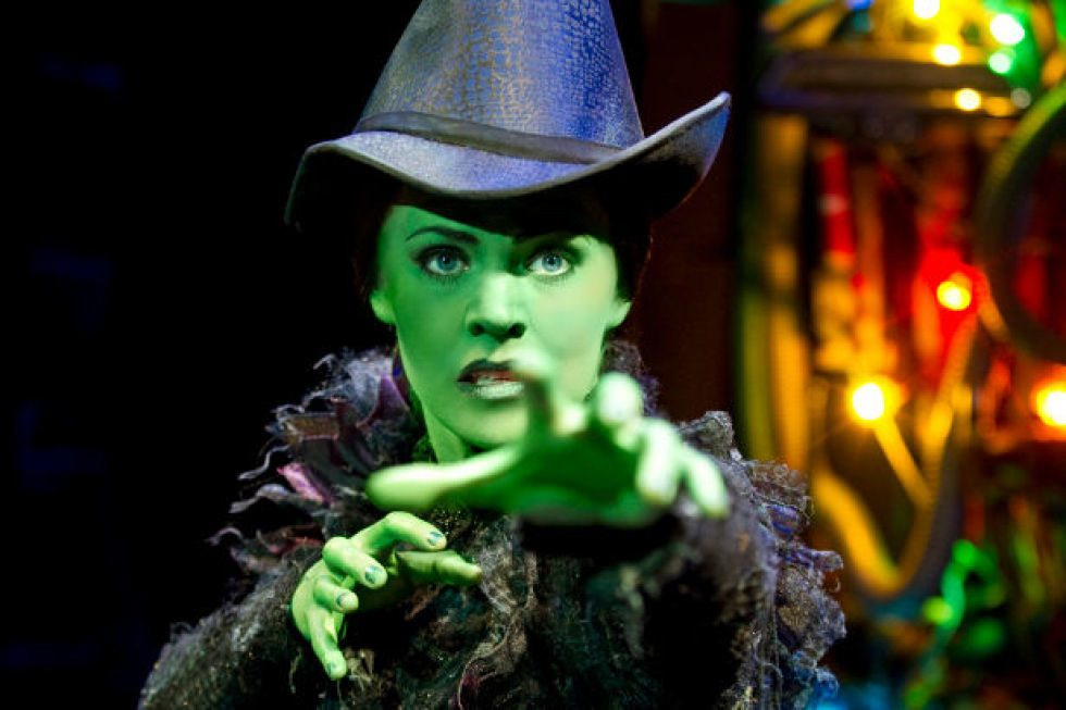 Rachel Tucker Wicked