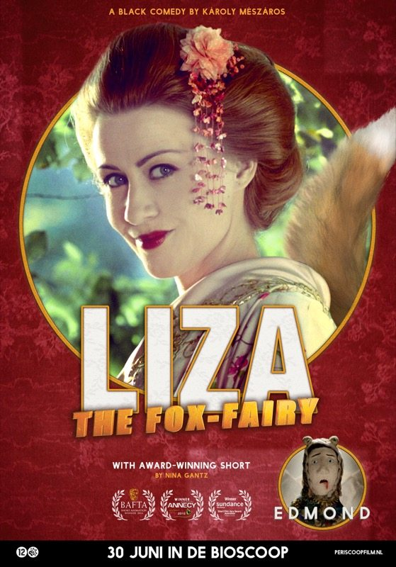 Liza the Fox-Fairy