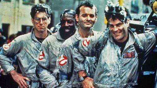 Ghostbusters 1984 screen 1