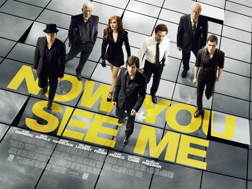 Now You See Me Poster2