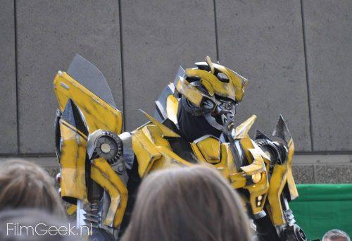 Amsterdam Comic Con Bumblebee