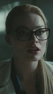 Margot Robbie als Harleen Quinzel