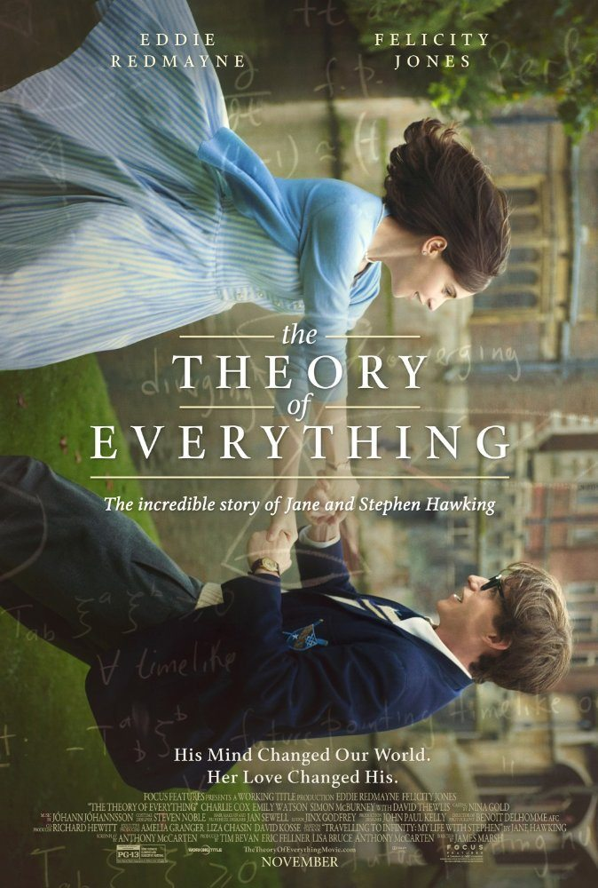 The Theory of Everything - Cover