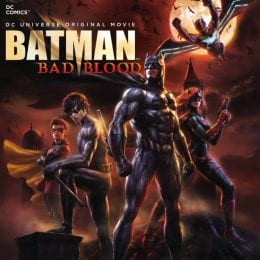 Batman Bad Blood Poster