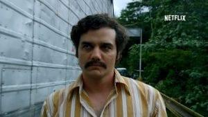 Pablo Escobar - Netflix