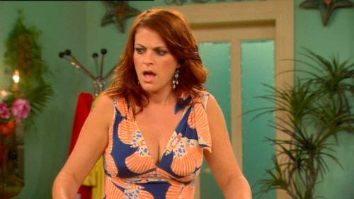 Karen Damen borsten