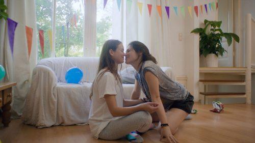 Lesbische volledige video